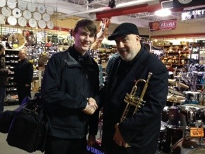 WAVphoto Randy Brecker