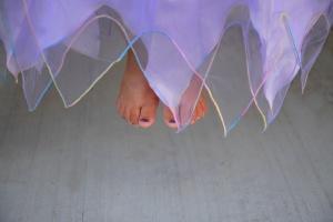 WAVphoto fairy feet