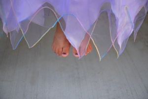 WAVphoto fairy feet